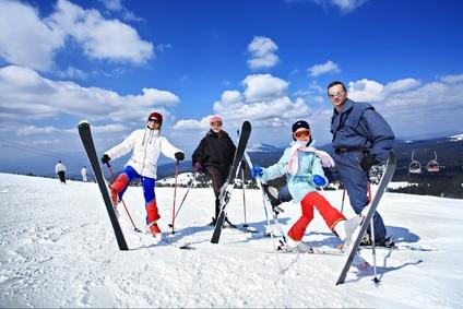 Vacances aux ski