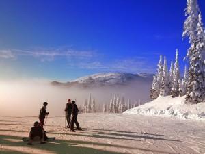 montagne-ski