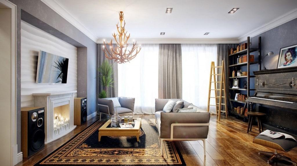 comment bien choisir ses rideaux pour un int rieur sur mesure et agr able. Black Bedroom Furniture Sets. Home Design Ideas