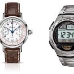 Comment marche et fonctionne une montre ?