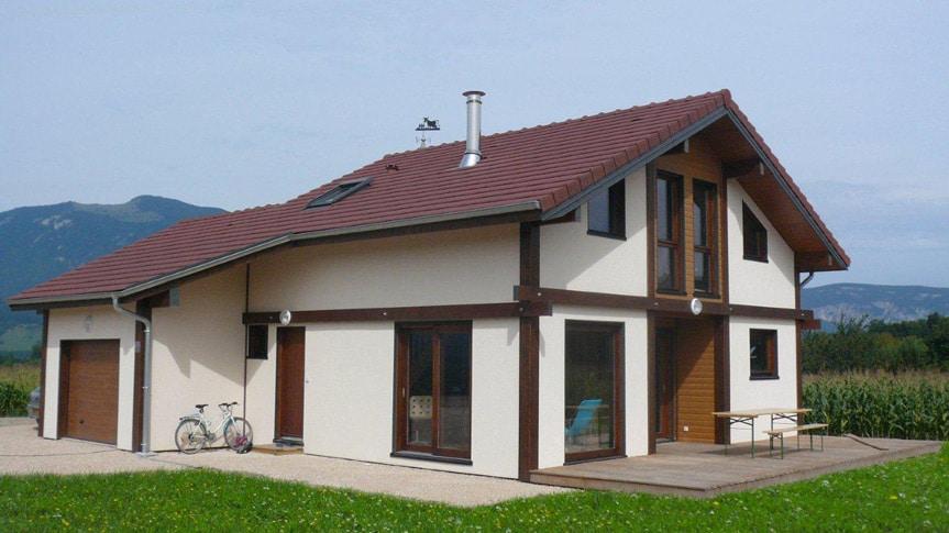 construisez votre maison avec une ossature bois roch. Black Bedroom Furniture Sets. Home Design Ideas