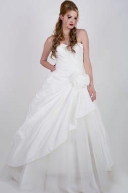 avoir une robe de mari e de cr ateur pas cher