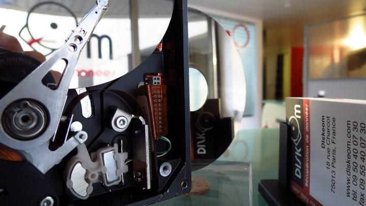 comment r cup rer les donn es de disque dur externe. Black Bedroom Furniture Sets. Home Design Ideas
