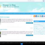 Voyage Le Mag est-il le guide de voyage qu'il vous faut?