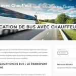 Où pouvez-vous louer des bus avec chauffeur ?