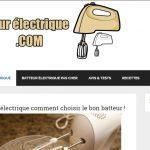 Comment choisir son batteur électrique ?