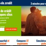 Quel comparateur choisir pour une bonne simulation de prêt ?