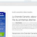 Comment avoir des informations sur les îles Canaries?