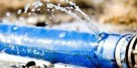 fuites d'eau