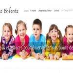 Quel est le meilleur blog qui parle d'enfants?