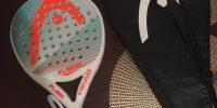 raquette de padel head