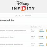 Où trouver les figurines de Disney Infinity ?