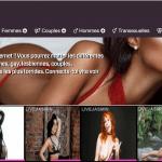 Par quel moyen peut-on se donner du plaisir sexuel sur le web ?