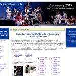 Comment trouver les écoles de théâtre à Paris ?