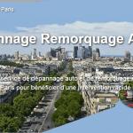entreprise de dépannage à Paris