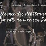 Quel est le meilleur dépôt-vente des vêtements de luxe à Paris ?
