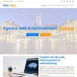 Quelle est l'agence de référence en création de sites?