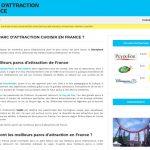 Les meilleurs parcs d'attraction de France