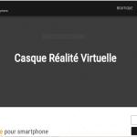 réalité virtuelle: quels sont les casques VR de choix?