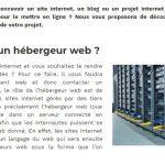 Qui est le meilleur hébergeur web ?