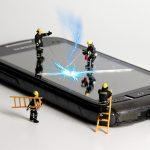 Smartphone en panne : quelle est la meilleure solution ?
