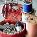 Quel matériel utiliser lorsqu'on débute en couture ?