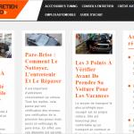 Quel est le meilleur blog dédié à l'entretien automobile?