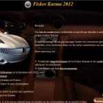 Où entretenir son Fisker Karma 2012 ?