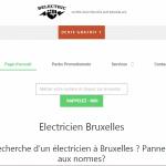 Où trouver le meilleur électricien à Bruxelles ?