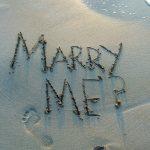 Quelle agence pour organiser votre demande en mariage?