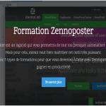 Quelle est la meilleure plateforme de formation Zennoposter?