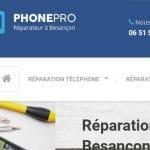 Où trouver un réparateur de téléphone à Besançon?