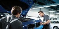 Réparation de votre BMW