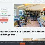 Quel est le meilleur restaurant italien à Le Cannet-des-Maures ?