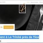 Quel est le meilleur restaurant à La Trinité près de Nice?