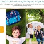Quel magasin de jeux et de jouets adopter en Belgique ?