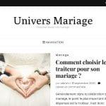 Quel est le meilleur blog dédié à l'univers du mariage?