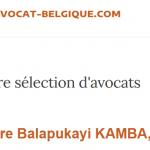 Comment trouver un bon avocat en Belgique?